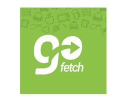 go fetch logo