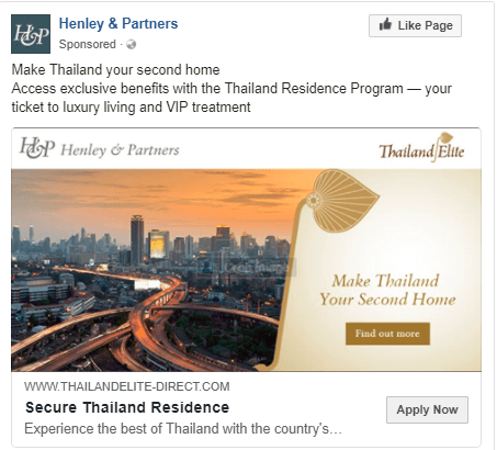 Thai Elite Residency