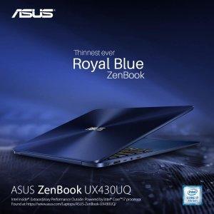 ASUS ZenBook Social Media Content