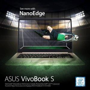 ASUS VivoBook S Social Media Content