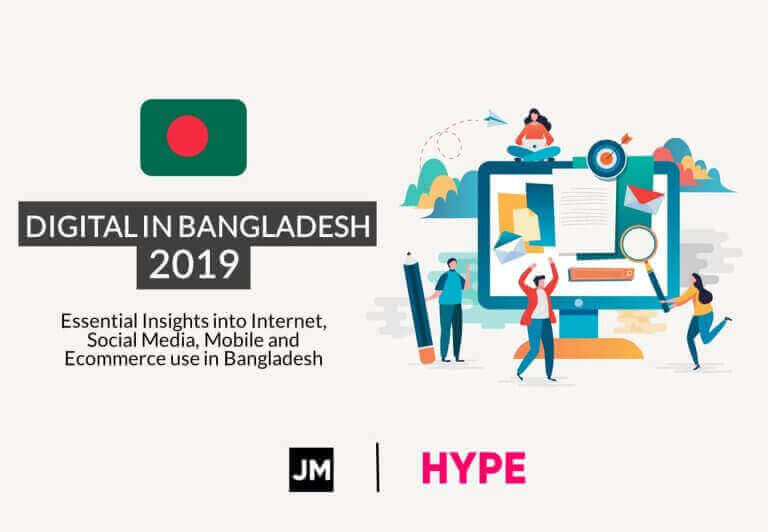 Digital in Bangladesh 2019