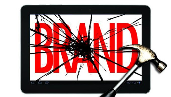 Damage your brand