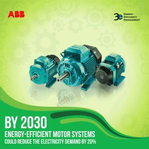 Energy Efficiency Motors Social Media Content