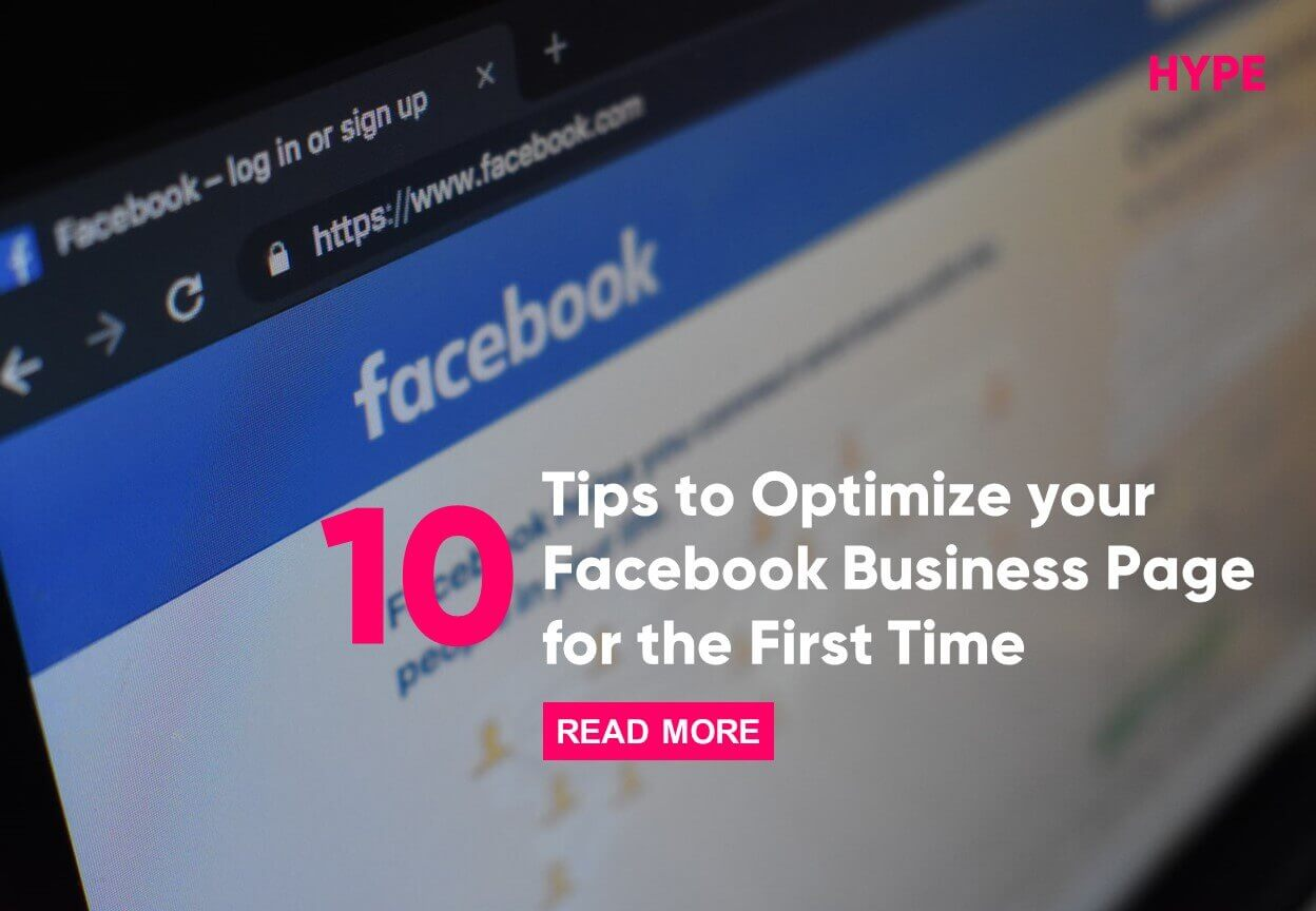 Facebook Business Page Optimization