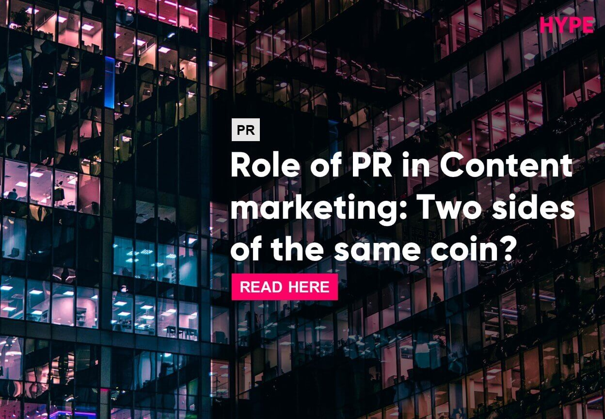 PR Content Marketing