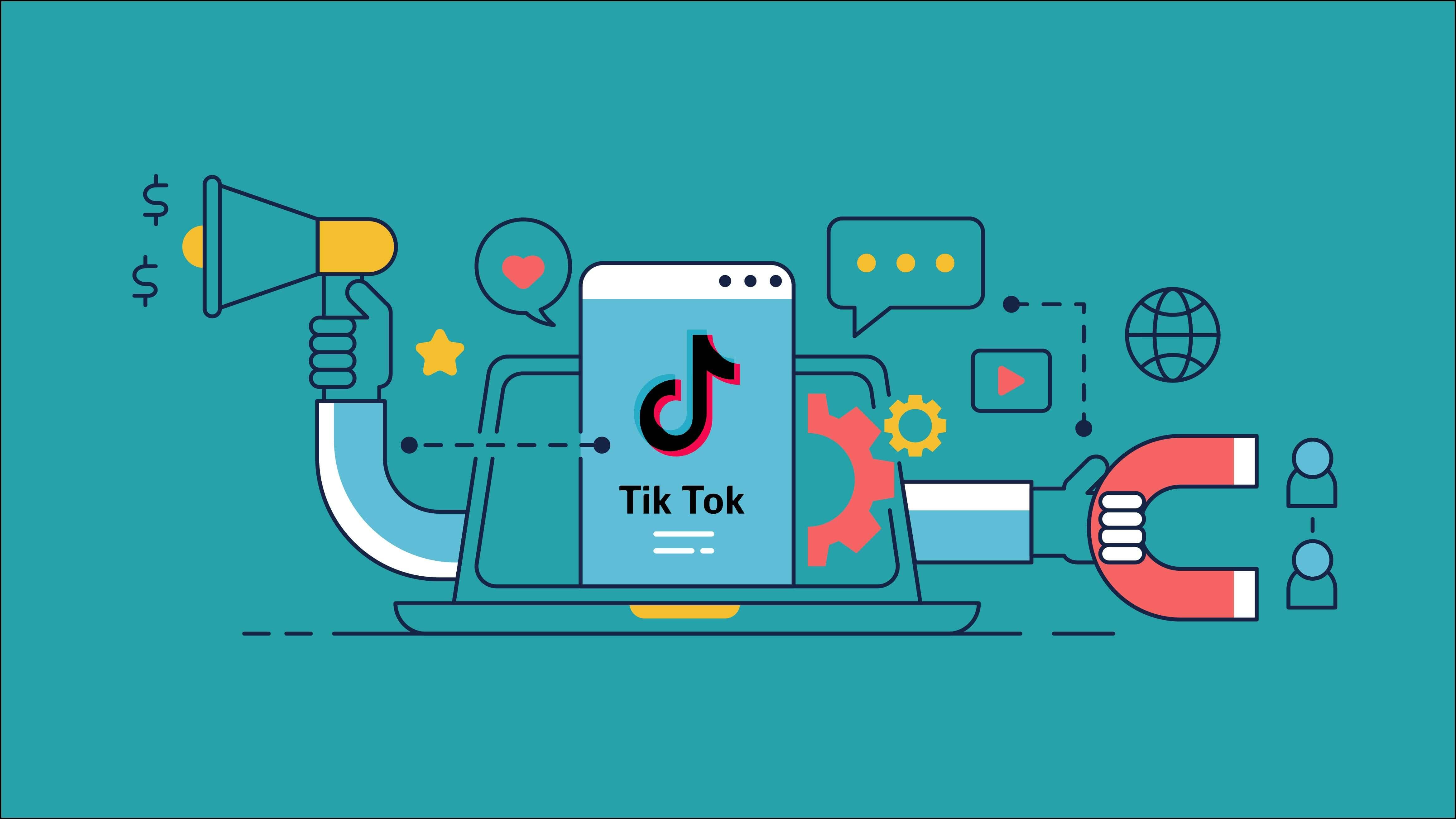 TikTok avertising Bangladesh