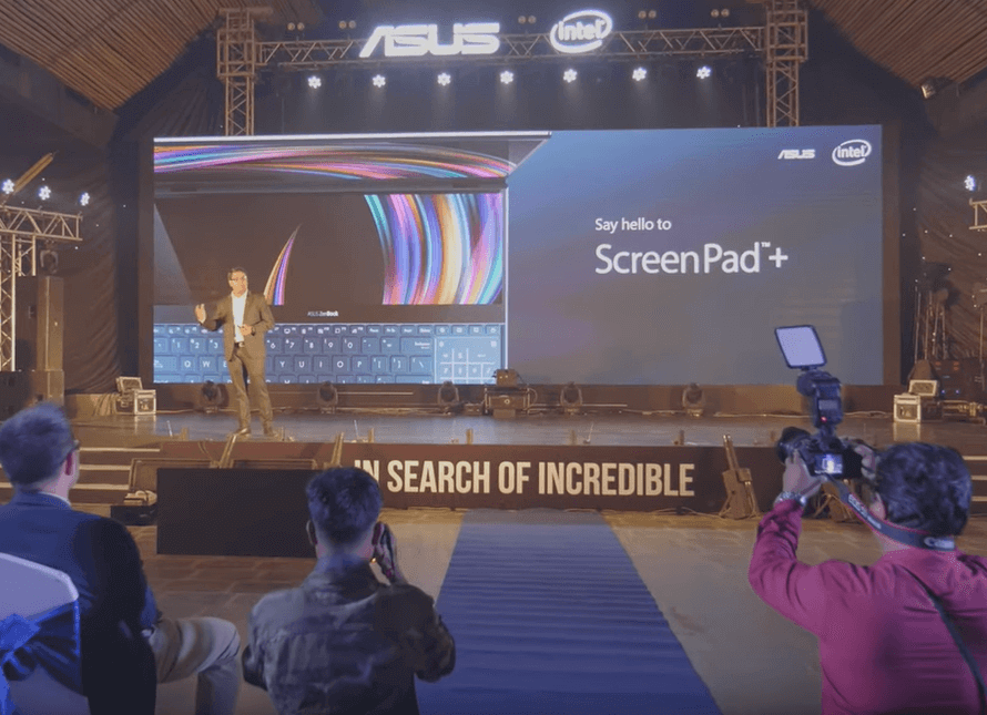 ZenBook Pro Duo Launch