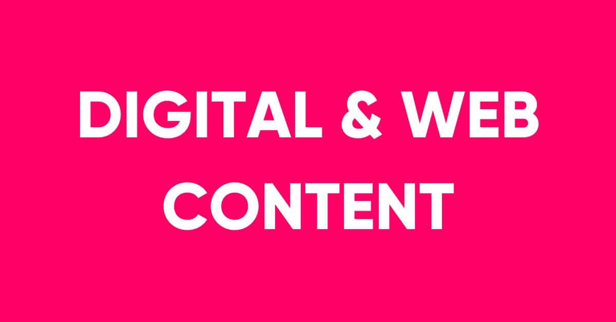 Digital & Web Content Online Advertisement service in Dhaka