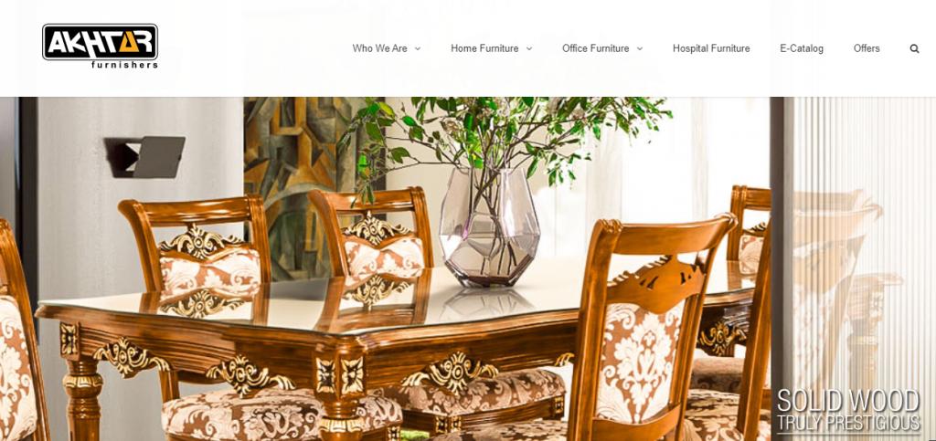 Furniture store Bangladesh