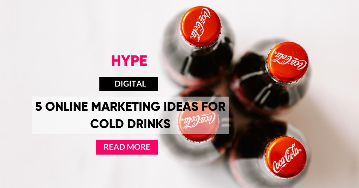 Marketing idea for cold drinks Bangladesh