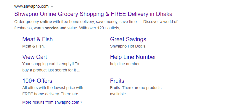 shwapno online delivery