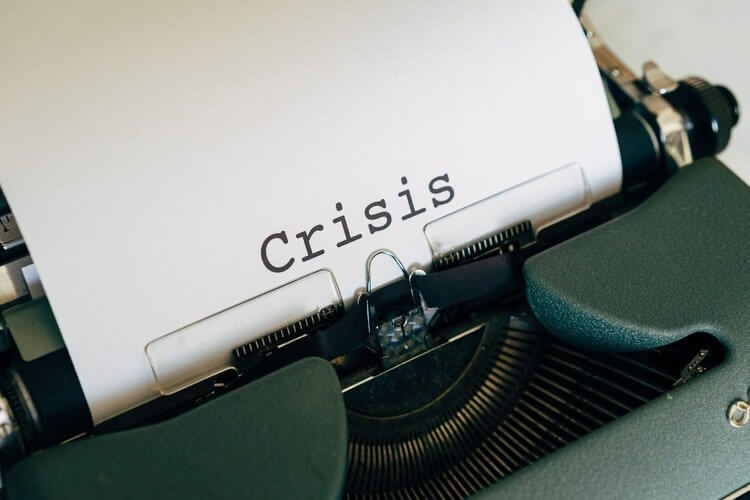 Content strategy in crisis