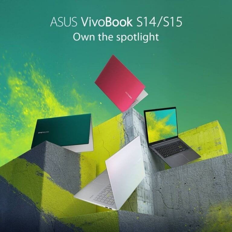 VivoBook S Digital Marketing Launch Campaign Cover
