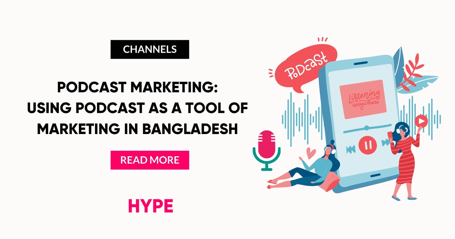 podcast marketing Bangladesh